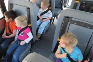 viajes con niños